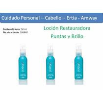 Loción Restauradora Puntas Y Brillo Del Cabello. Amway