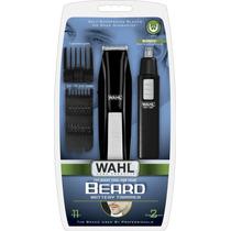 Maquina Wahl De Cortar Barba,nariz Inalámbrico ,accesorios
