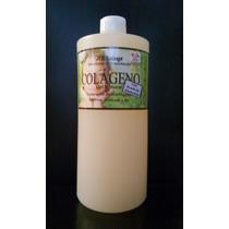 Colágeno Con Aceite De Almendras Gel Natural En Litro