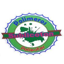 Poliester Liquido Sublimacion En Algodon Sublicoton 1 Litro
