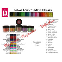 Polvos Acrilicos Mate Jh Nails
