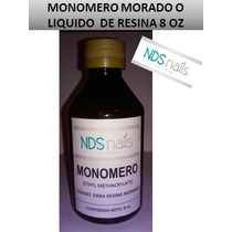 Monomero O Liquido De Resina Nds.nails 8 Oz