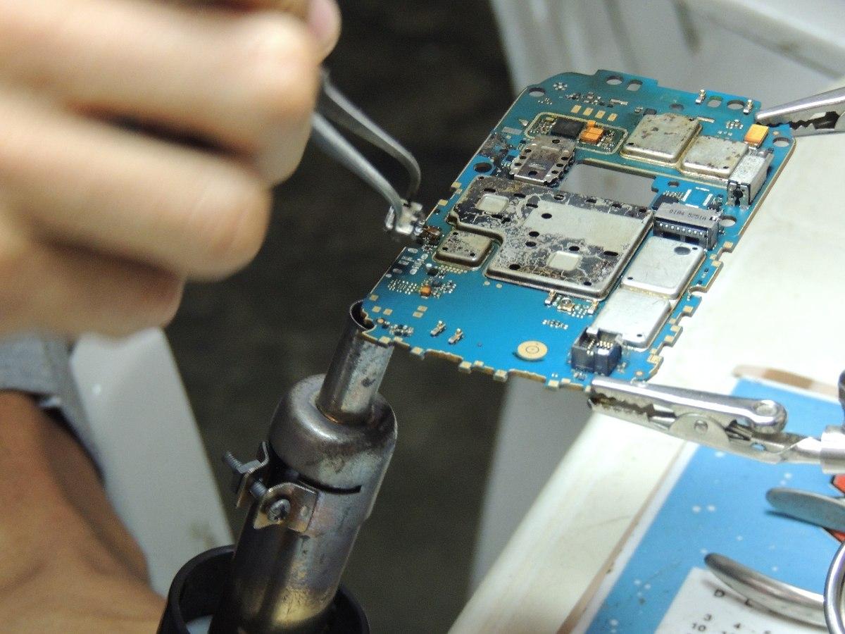 Curso Reparación De Celulares Blackberry Samsung Y Iphone - Caracas