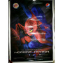 Afiche Del Hombre Araña Pepsi Película Burger King