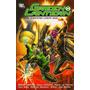 Dc Comics War Of The Green Lantern Español