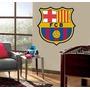 Calcomania Gigante!! Del Escudo Del Barcelona!!!