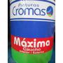 Pinturas Cromas Maxima De Galon Blanco