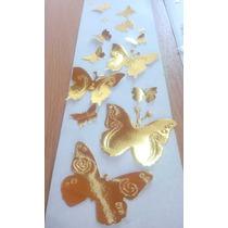 25 Mariposas Desde 8mm Hasta 5.5 Cm Disponible Otros Colores