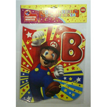 Bienvenidos A Mi Fiesta, Mario Bros, Toy Story, Y Muchos +
