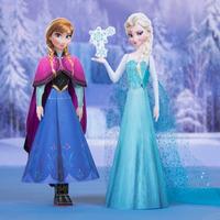 Kit Imprimible Frozen Princesas 3d Cajitas Regalos Alfabeto