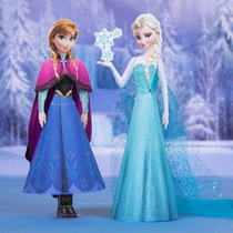 Kit Imprimible Frozen Princesas 3d Cajitas Regalos Alfabeto