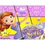 Kit Imprimible Princesa Sofia Tarjeta Decoracion Fiesta Idea