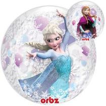 Globos Metalizados De Frozen 650 Bs