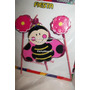 Vela De Cumpleaños Mariquita Ladybug Cotillon