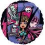 Globos Metalizados Monster High 9 Pulgadas