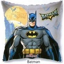 Globos Metalizados Batman 18 Pulgadas