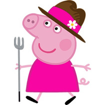 Kit Imprimible De Peppa Pig Y George Pig