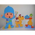 Combos Para Fiestas Infantiles Piñata, Figura, Bienvenido