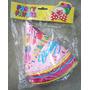 Paquete De Gorros De Fiesta Para Cumpleaños Infantiles