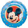 Globo Metalizado Mickey Mouse De 4 Pulgadas