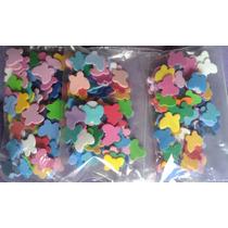 Figuras De Foami Flores Corazones Estrellas