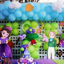 Figuras De La Princesa Sofia Y Frozen Mdf
