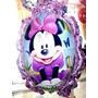 Globo Metalizado De Mickey, Minnie Mouse Somos Tienda Fisica