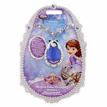 Amuleto Collar Princesa Sofia Disney