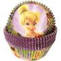 Capacillos Para Ponquesitos Cupcake Tinkerbell Campanita X50