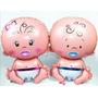 Globo Metalizado De Baby Shower Coche- Niño -a- Somos Tienda