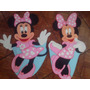 Minnie Disney De 80cm En Foami Entrega Inmediata