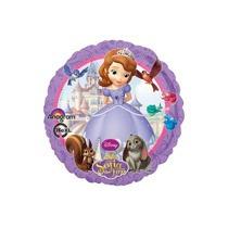 Globos Metalizados Princesa Sofia Disney Importados