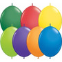 Globos Payaso Original Linking 50 Unidades Doble Punta