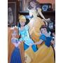 Princesas En Mdf Para Alquilar