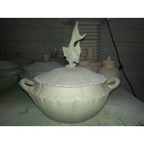 Bizcochos Ceramica Soperas Sin Pintar