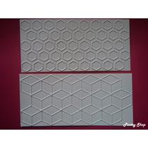 Plantilla Texturizada Hexagonal