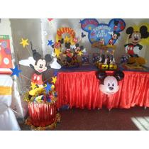 Piñata, Chupetera, Bienvenido, Figuras De Animey Más
