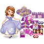 Kit Imprimible Princesa Sofía