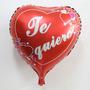 12 Globos Metalizados Amor Dia De Los Enamorados Febrero