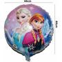 Globos Metalizados De Frozen Disney 18