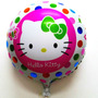 Globos Metalizados Hello Kitty, Tinkerbell, Blancanieves.