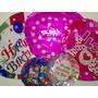 Globos Metalizados, Bolsas Para Regalos Y Stickers