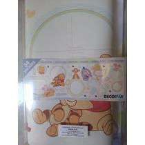 Vinilos Adhesivos Con Foto Para Bebe Winnie The Pooh Disney