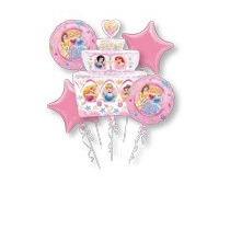 Globos Importados Fresita Y Princesas