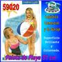 Pelota Inflable Playa Piscina Niños Intex 59020 51cm Diametr