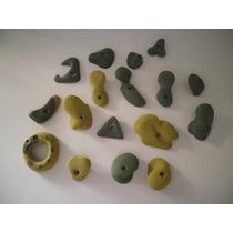 Presas De Escalada (agarres, Piedras) Pared De Escalar