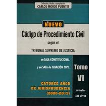 Nuevo Código De Procedimiento Civil Según Tsj
