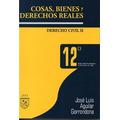Cosas, Bienes Y Derechos Reales (jose Aguilar Gorrondona)