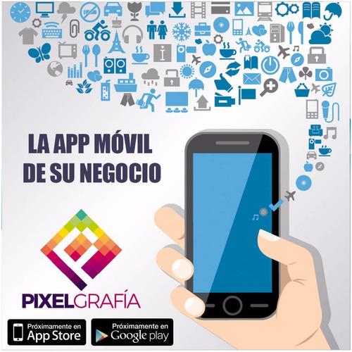 Desarrollo De Aplicaciones (apps) Móviles Para Empresas