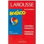 Diccionario Básico Larousse Español- Francés / Francais-espa
